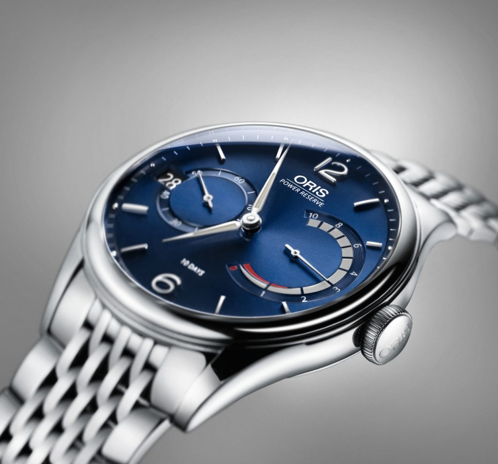 Blue Magic: Meet the Oris Artelier Caliber 111 with Deep Blue Dial