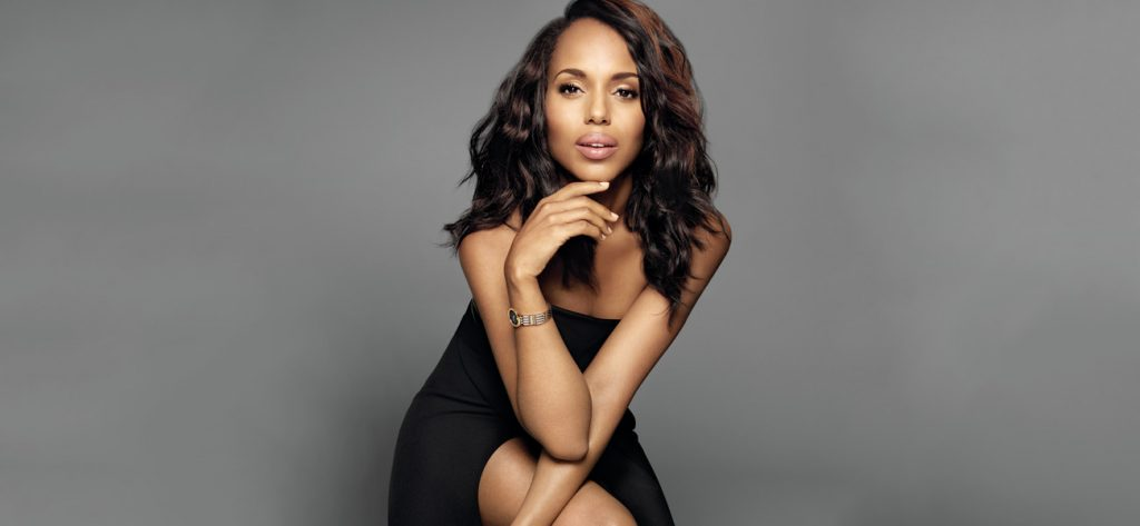 Interview: Scandal's Kerry Washington, Movado Brand Ambassador and Newest Voice on Disney's Cars 3