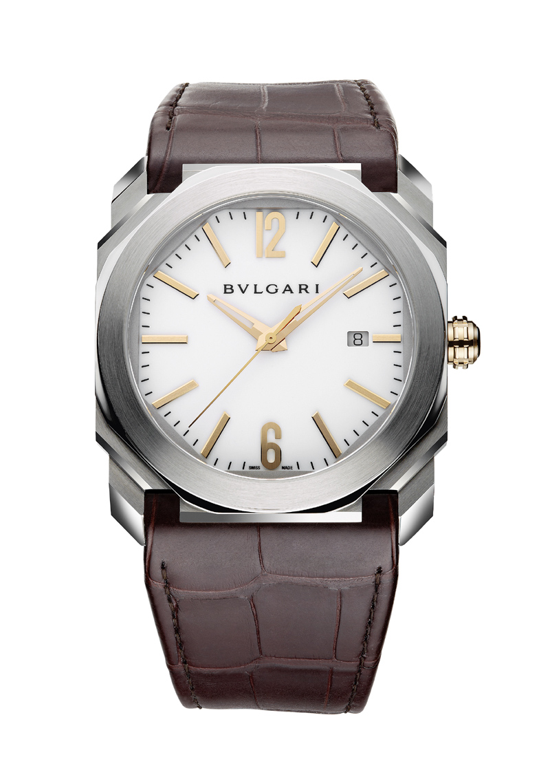 Bulgari Octo in Stainless Steel