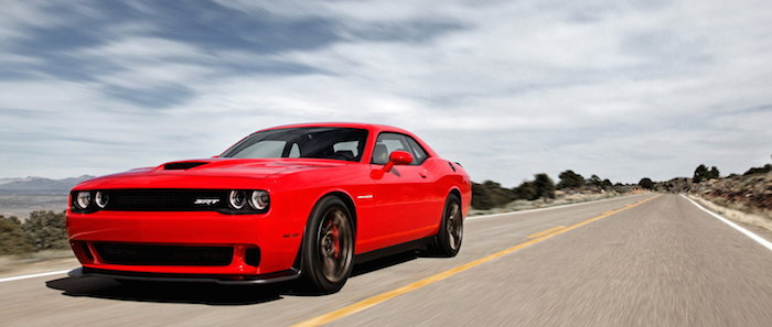 2015 Challenger Hellcat From SRT