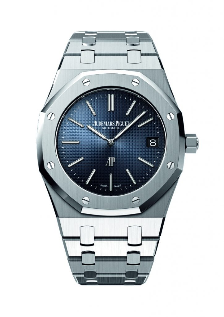 Stars for a Lifetime: Audemars Piguet Royal Oak Extra Thin