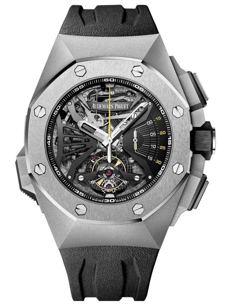 Audemars Piguet Royal Oak Super Sonnerie wins WatchStars Technical Star category.