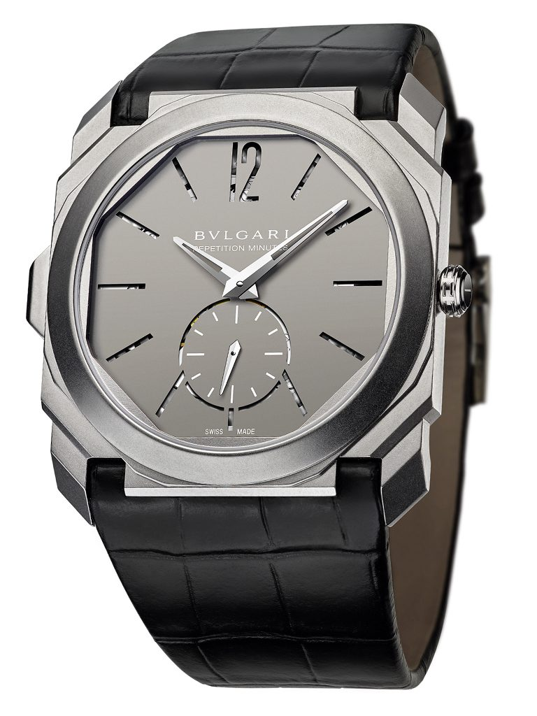 New Stars: Bulgari Octo Finissimo Minute Repeater*