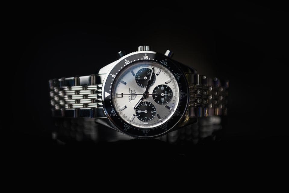 TAG Heuer Autavia Jack Heuer Limited Edition watch