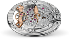 Front of Millenary oval-shaped movement