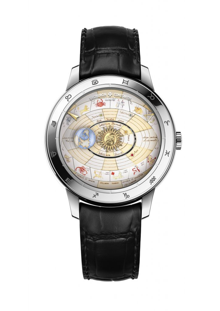 The Vacheron Constantin Copernicus Celestial Spheres watches were several years in the design and development stages.