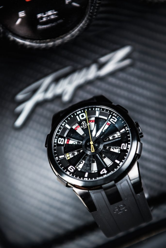 Perrelet Turbine Sung Kang watch