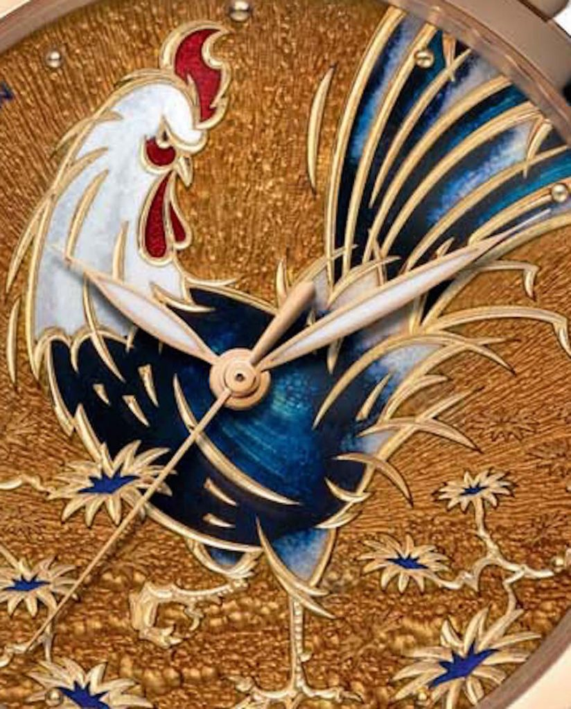 Meet the Chinese New Year, Year of the Rooster, Ulysse Nardin Classico Watch