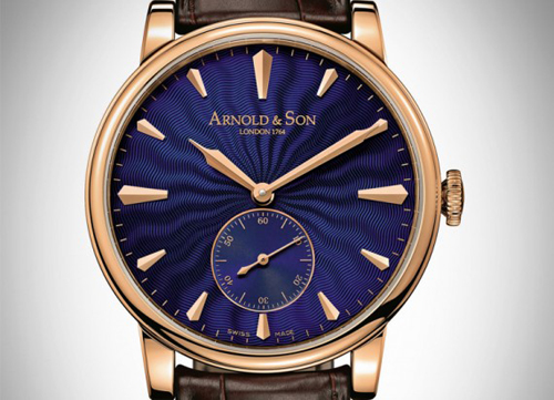 Arnold & Son HMS 1 Royal Blue