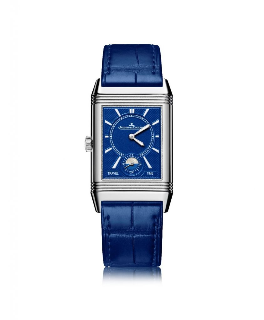Jaeger-LeCoultre Unveils Bold Color for Men in the Atelier Reverso Watches