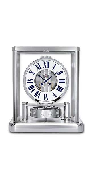 The Atmos Classique clock is bold and alluring, at just $6,900 retail.