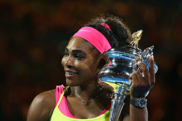 Serena Williams - 2015 Australian Open