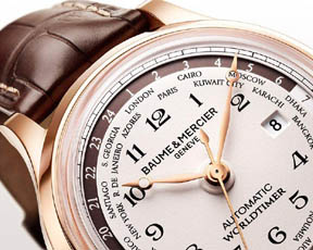 Baume & Mercier Capeland World Timer