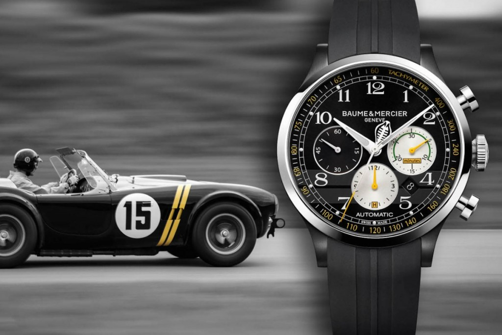 Baume & Mercier Shelby Cobra 1963 Concurrentie