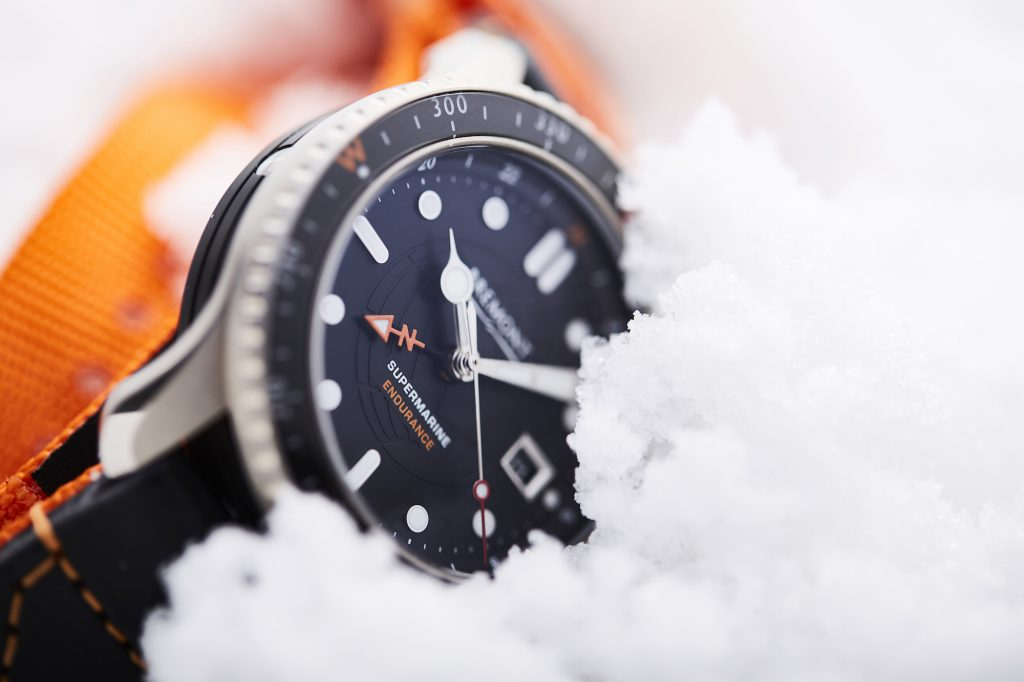 Bremont Endurance, tested by Ben Saunders, polar explorer