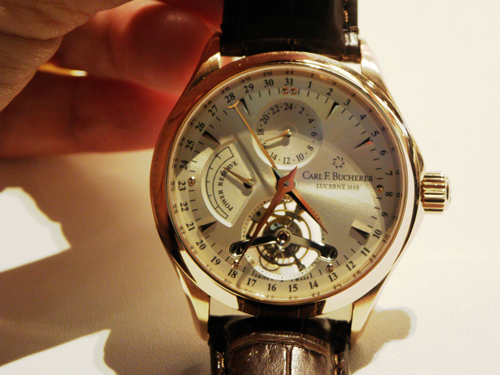 Carl F. Bucherer - Tourbillon