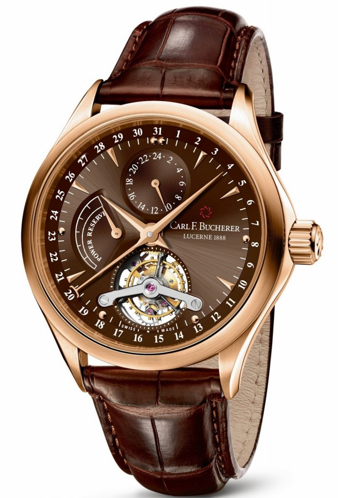 Replica Carl F. Bucherer Manero Tourbillon Limited Edition 2015