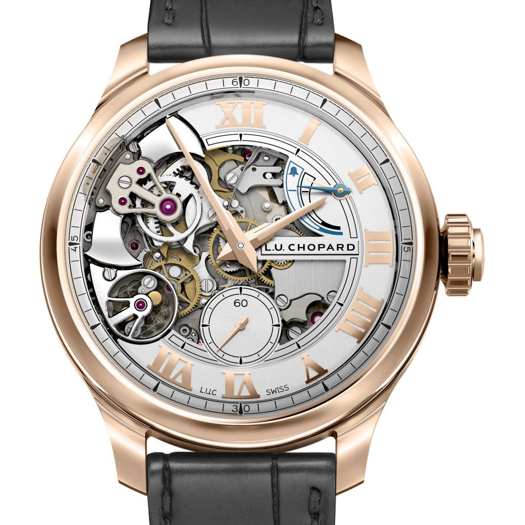 Chopard L.U.C Full Strike, GPGH 2017 winner