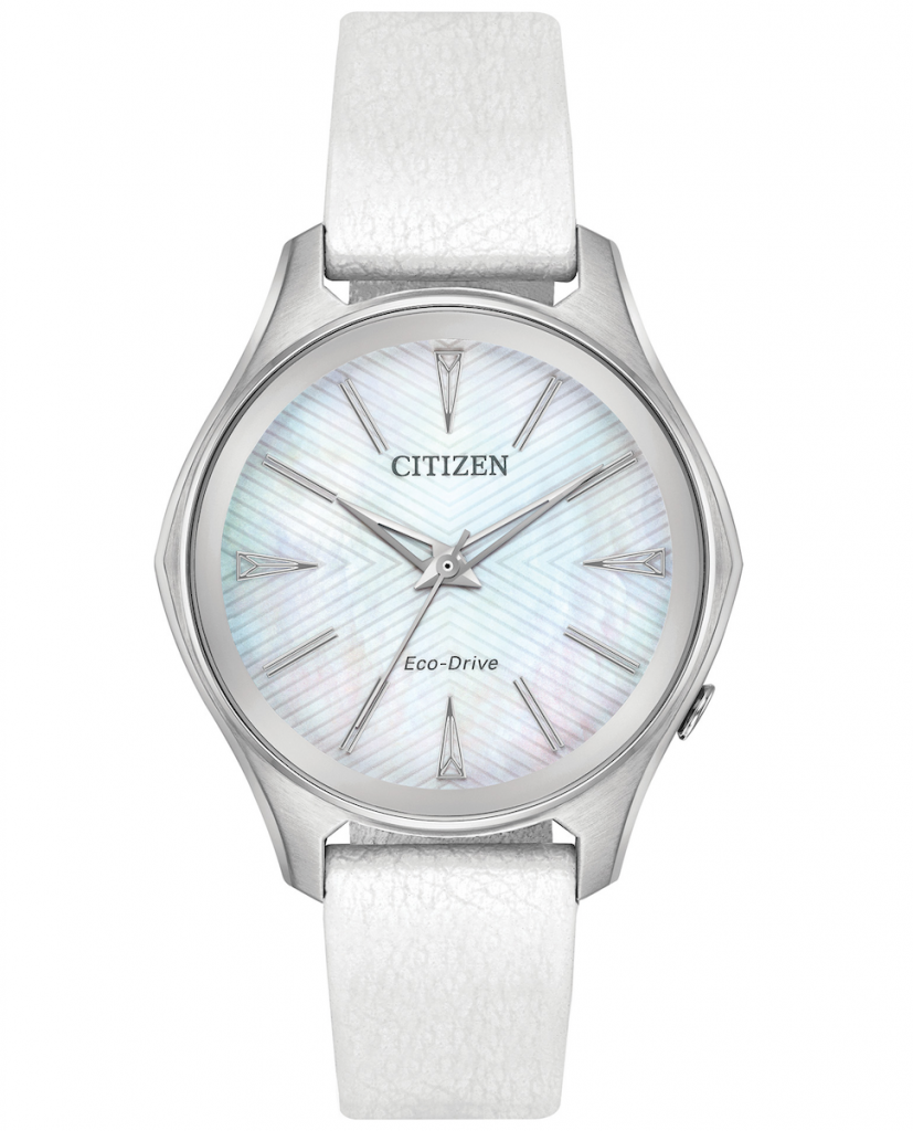 Citizen Billie Jean King Commemorative watch in honor of the legendary woman.