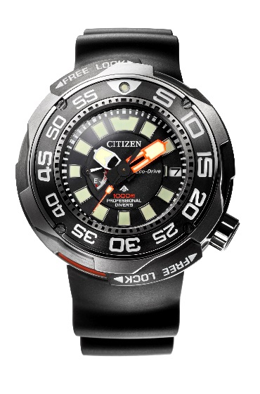 Citizen Eco-Drive Professional Diver 1000M