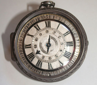 One of Tompion's mid-17th century watches.