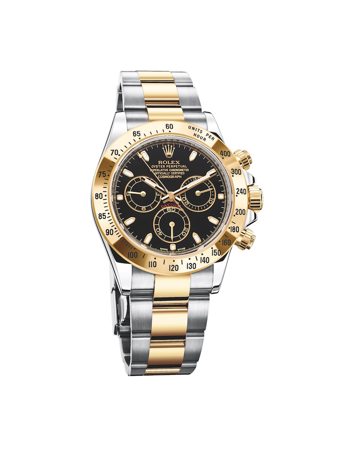 Rolex Replica Daytona in Yellow Rolesor