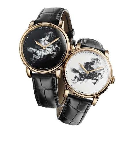 Arnold & Son Horse watches