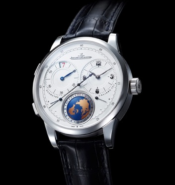The first Duoemtre Unique Travel Time was created for last year's SIHH in white gold.