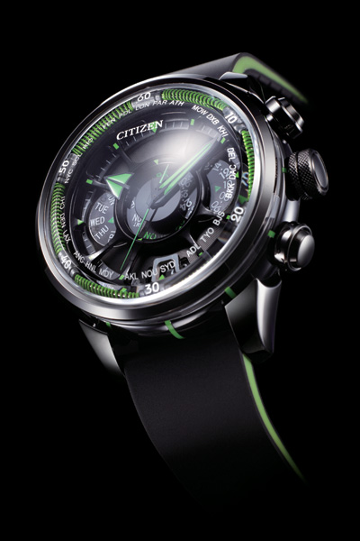 Time Capsules Product Citizen Watch Brings Cool Watches To The