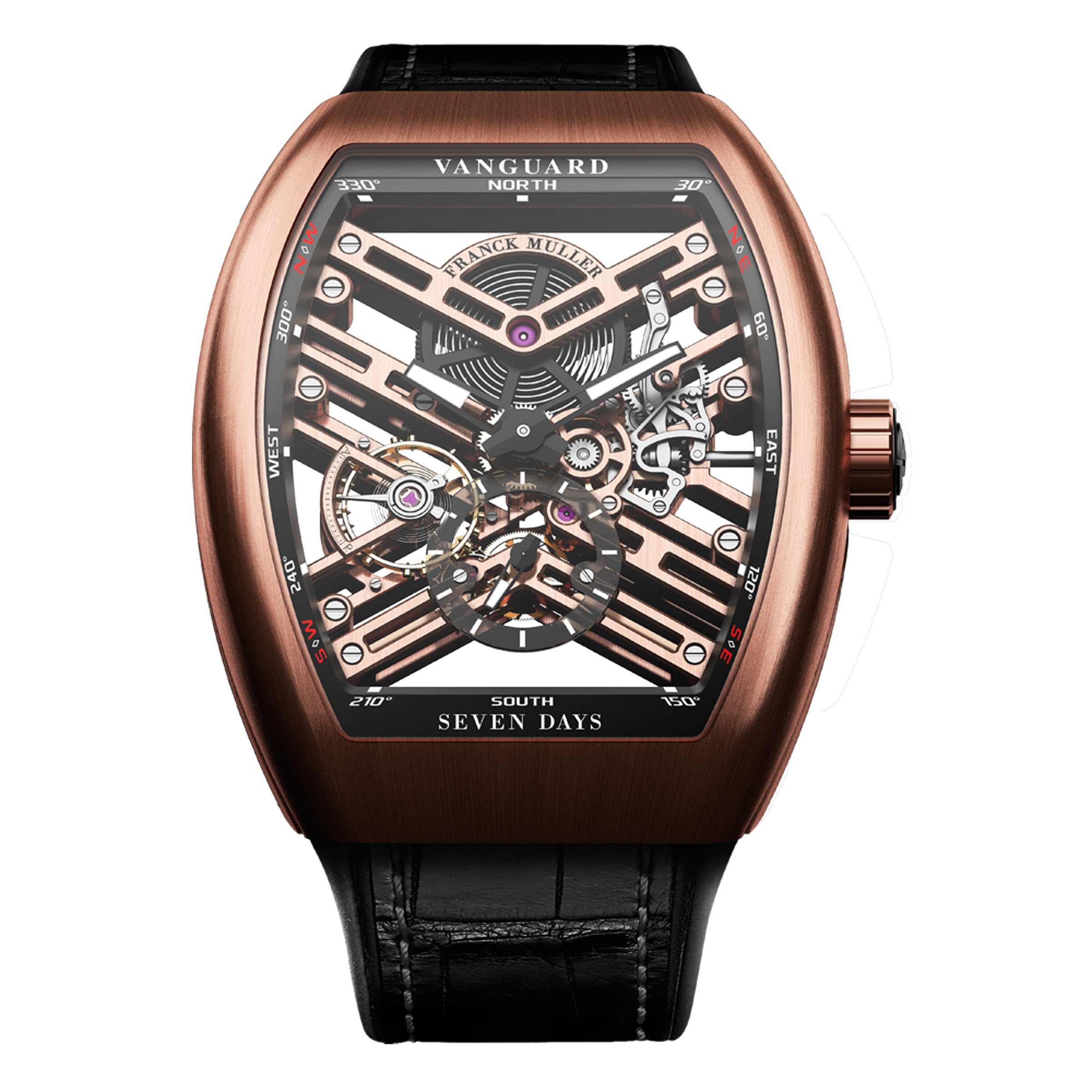 Franck Muller Vanguard Skeleton
