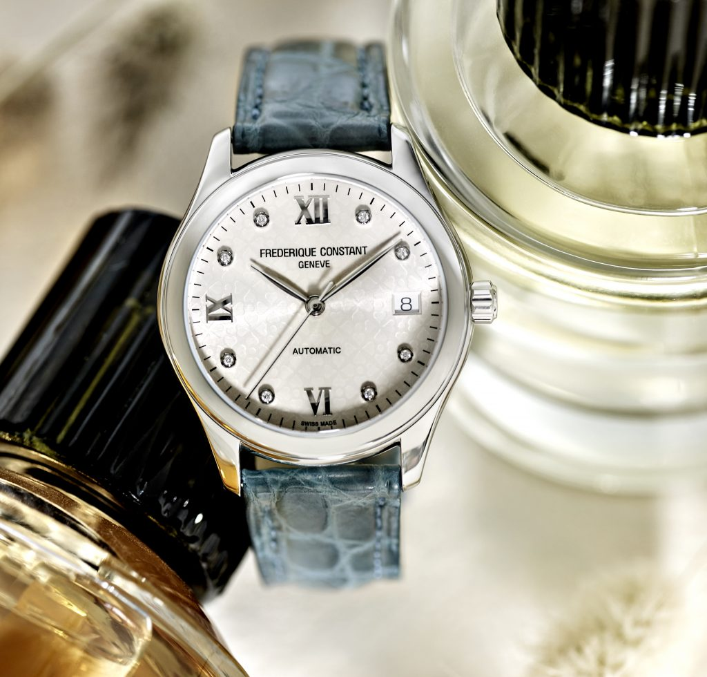 For each Frederique Constant Ladies Automatic watch sold, the brand is donating $50 to Gwyneth Paltrow's charity of choice: DonorsChoose.org