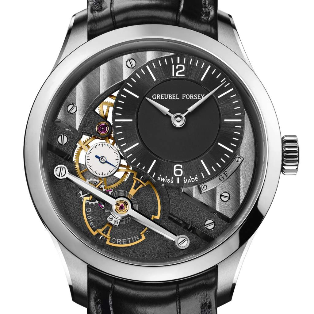 Top Six Men's Watches of 2017: Greubel Forsey Signature 1.