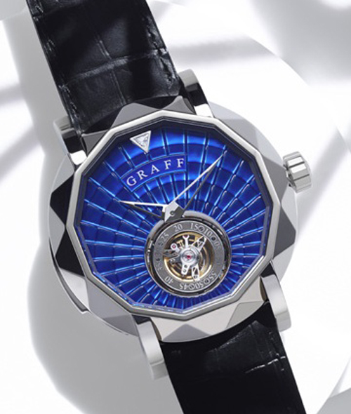 Graff Minute Repeater Tourbillon