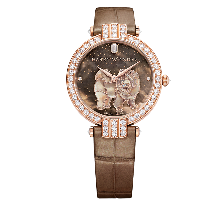 Harry Winston Premier Year of the Dog Automatic