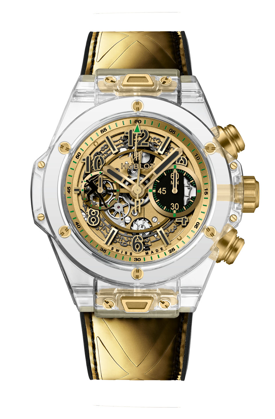 Hublot Big Bang Unico Sapphire Usain Bolt for Only Watch