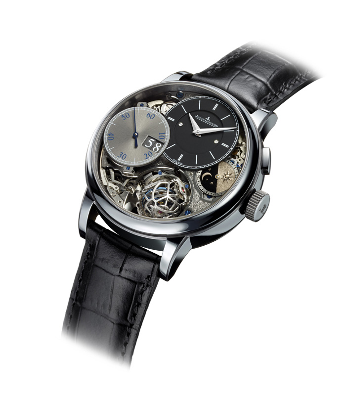jaeger lecoultre watches hybris artistica ny premiere atimelyperspective. Black Bedroom Furniture Sets. Home Design Ideas