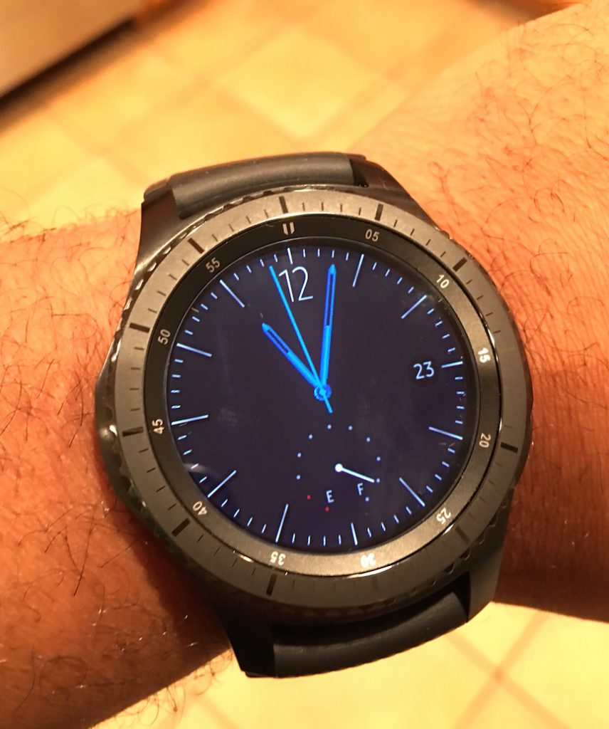 Smart Watch Review: Samsung Gear S3