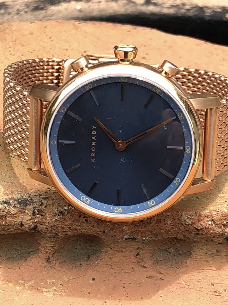 Kronaby Carat Connected Watch. $495.