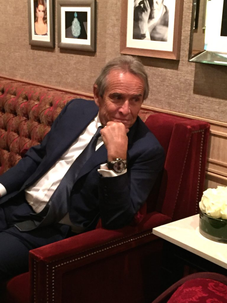 Interview: Racing Legend Jacky Ickx Reflects on Driving, Timing and Chopard