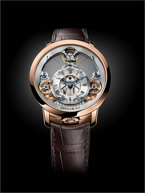 Arnold &amp; Son Time Pyramid 