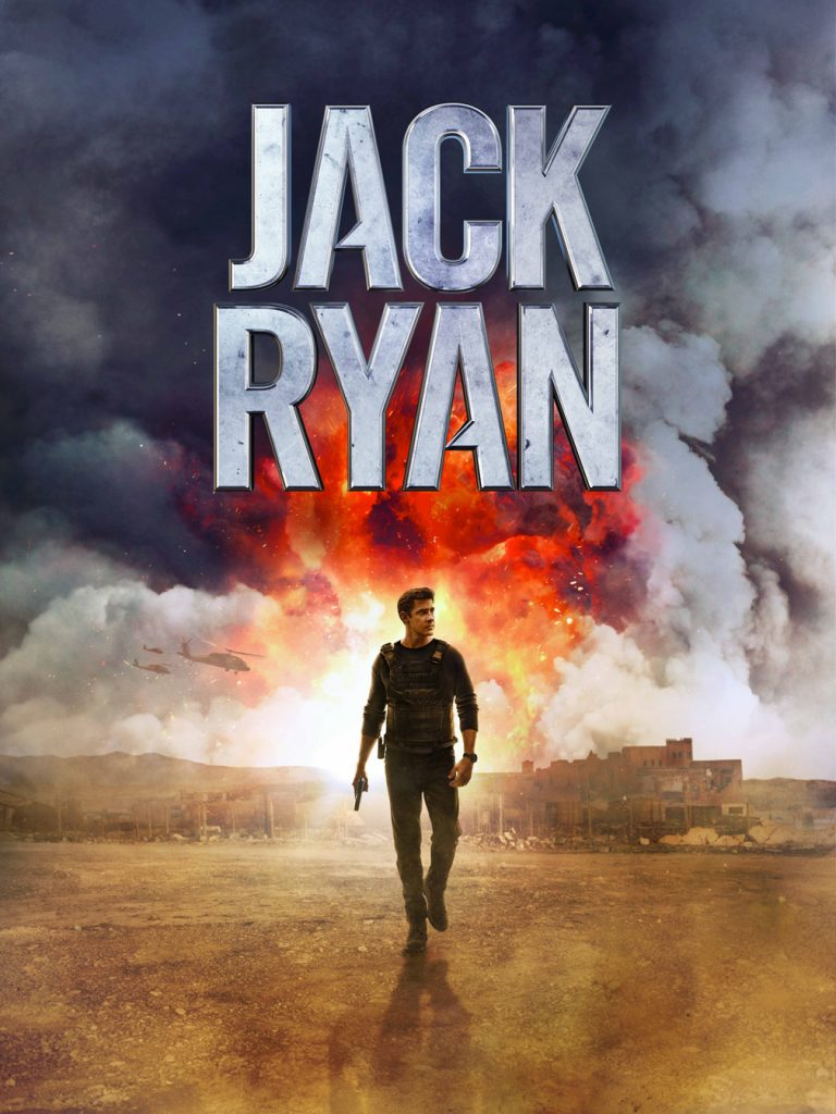 Jack Ryan Campaign Poster