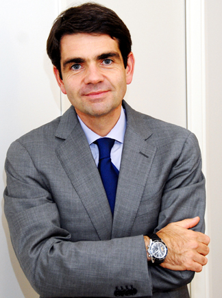 Jerome Lambert, CEO Montblanc International