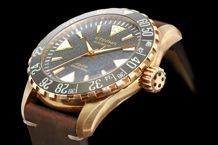 Eterna Kon-Tiki Bronze Manufacture Watch
