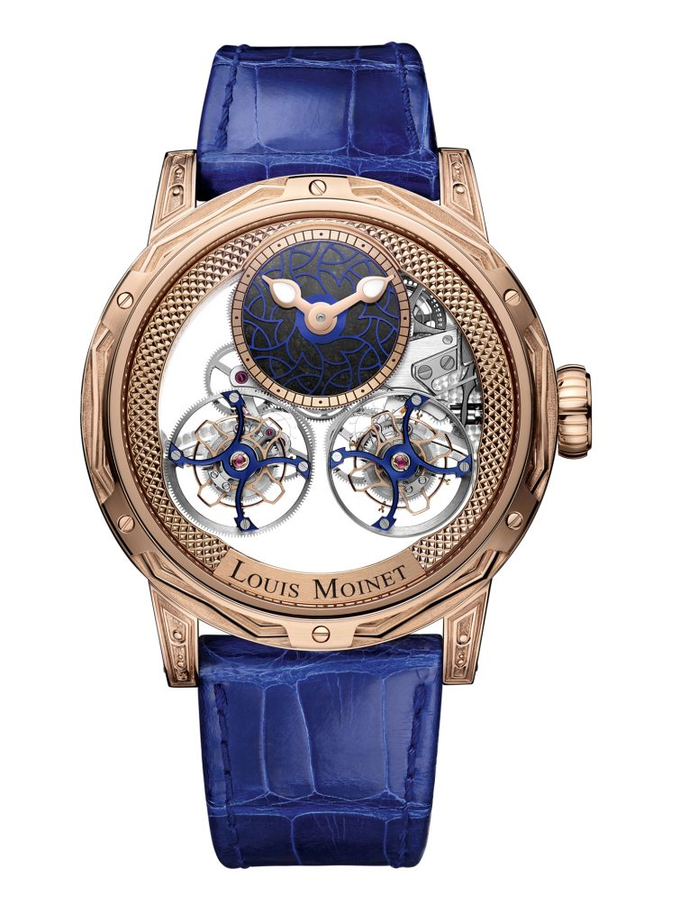 Louis Moinet Acasta watch, Baselworld 2018
