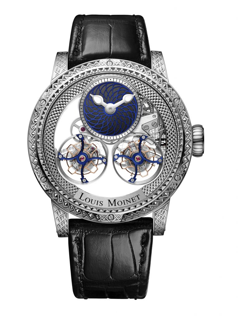Louis Moinet Dhofar watch