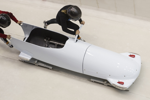 Omega new timing technology for bobsleighing at Sochi
