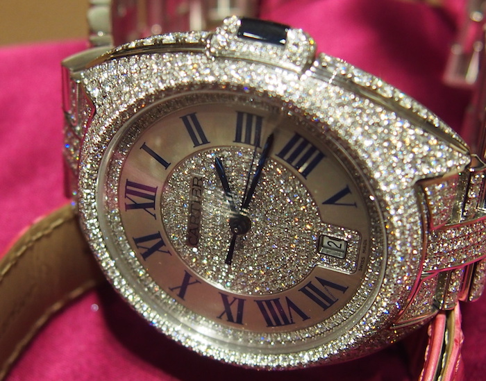 Replica Cle de Cartier diamond model