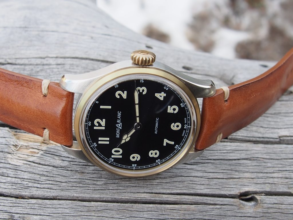Montblanc 1858 Automatic (Photo: R. Naas)