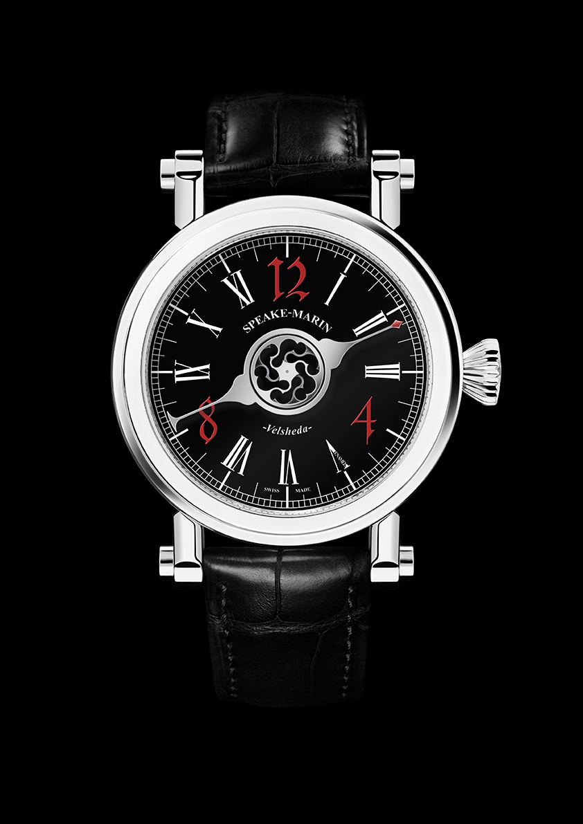 Peter Speake-Marin Black Velsheda Gothic