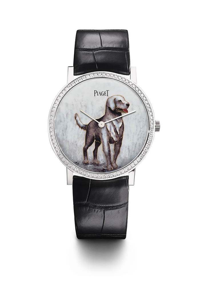 Piaget Altiplano Year of the Dog watch